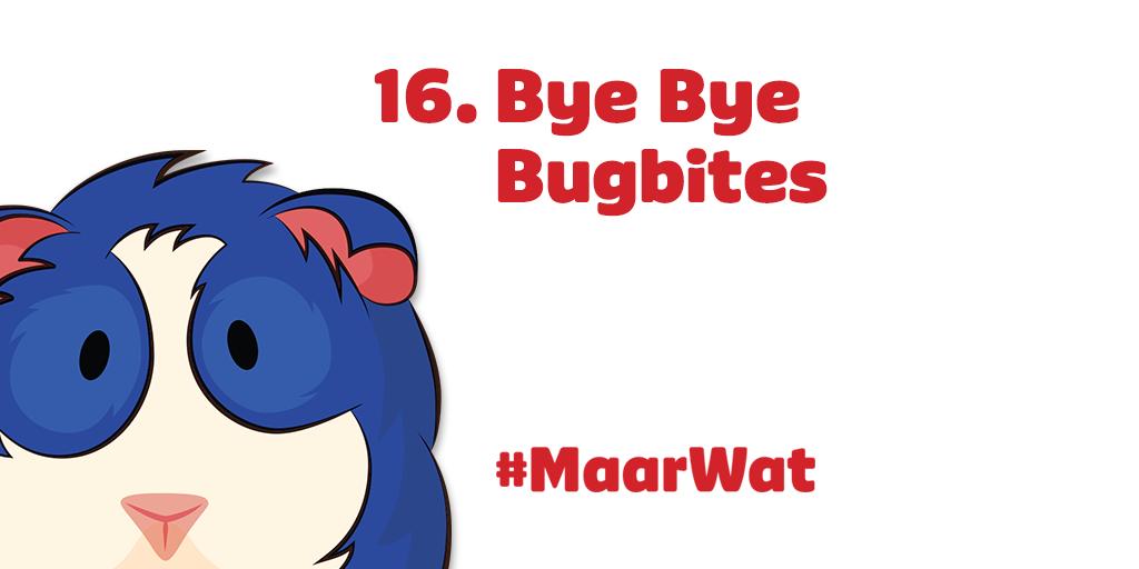 16 bye bye bugbites