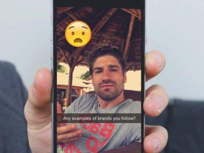 Snapchat, go or no-go? Oordeel zelf.