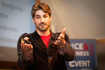 Keynote spreker op MICE & Business Travel Event Amsterdam
