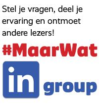 #MaarWat LinkedIn group