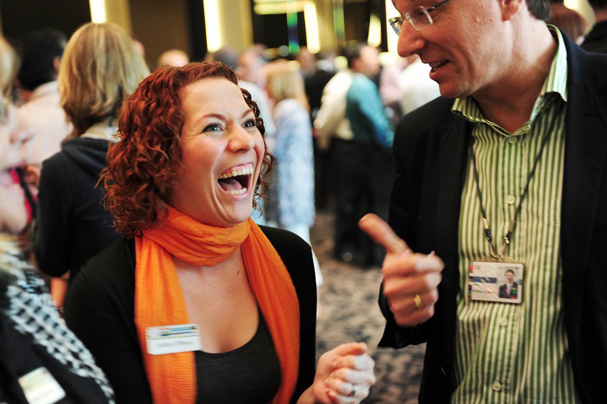Meeting Design tevreden deelnemer