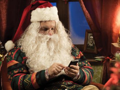 Kerstverhaal: Een onvergetelijke virtuele kerst!