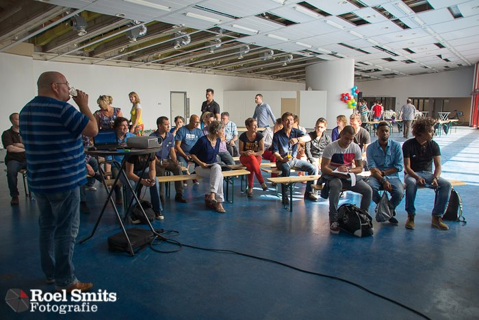 SMDay040 in Eindhoven 2012