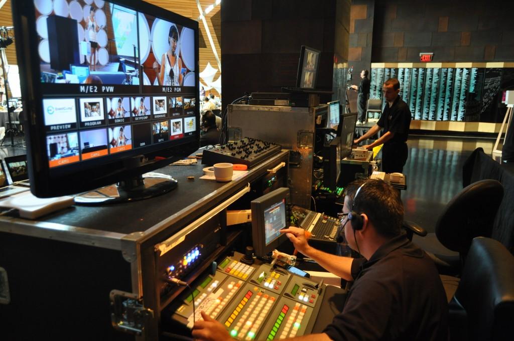 live uitzenden evenement