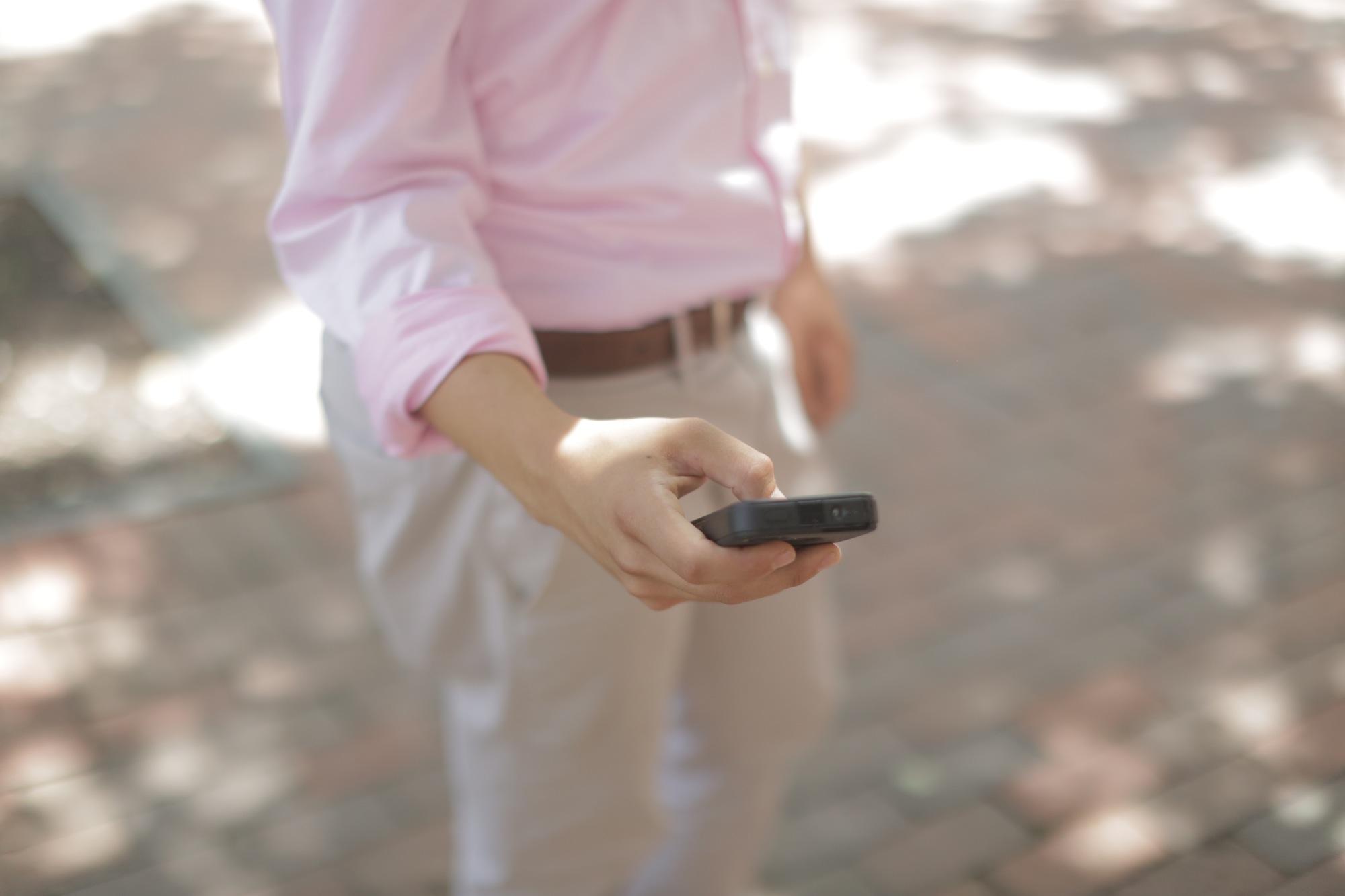 spreker linkedin mobiel